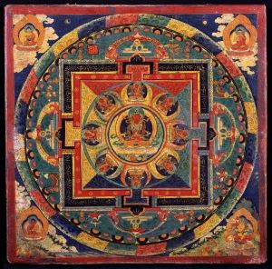 Amitayus_Mandala